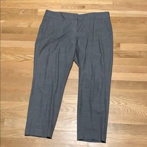 Ann Taylor LOFT grey dress pants